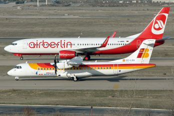 EC-LSQ - Air Nostrum - Iberia Regional ATR 72 (all models)