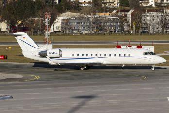 D-AAIJ - Private Canadair CL-600 CRJ-200