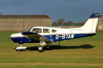 G-BTAW - Private Piper PA-28 Warrior
