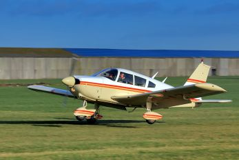 G-AZYF - Private Piper PA-28 Cherokee