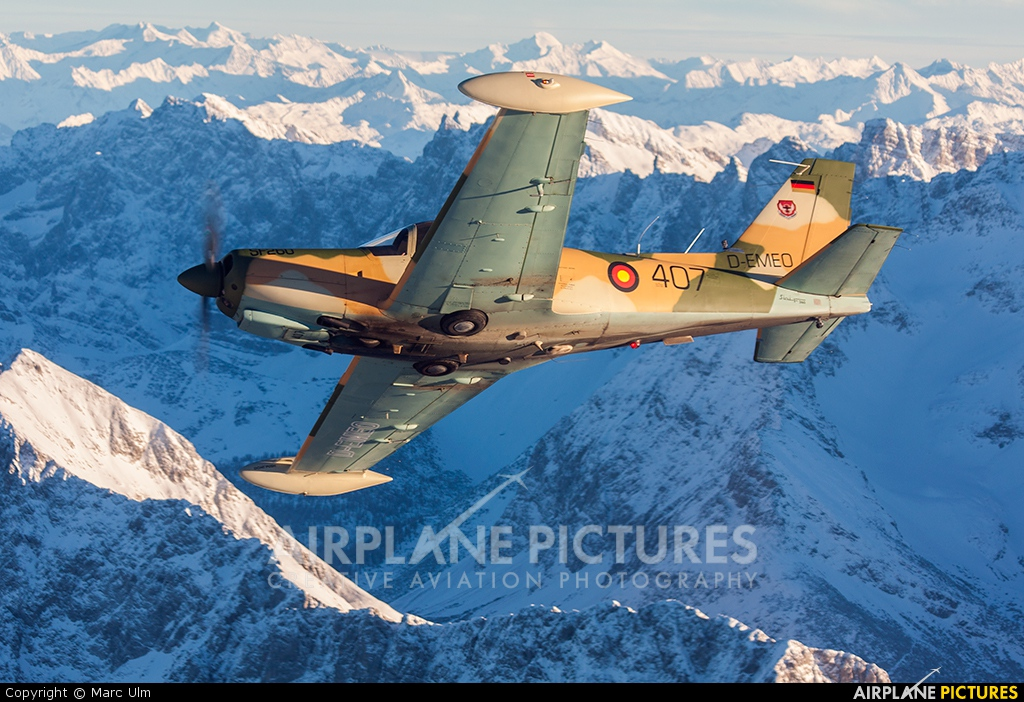 Private D-EMEO aircraft at In Flight - Germany