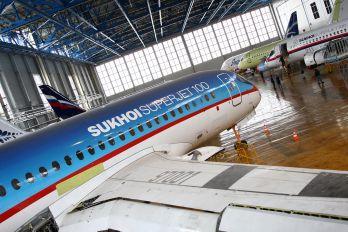 97001 - Sukhoi Design Bureau Sukhoi Superjet 100