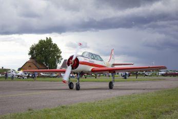 LY-AHZ - Private Yakovlev Yak-52