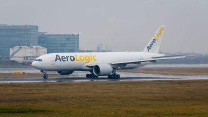 D-AALC - AeroLogic Boeing 777F