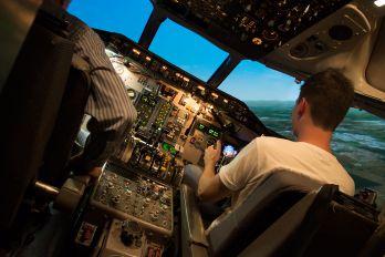 I-DAWE - Simulator McDonnell Douglas MD-82