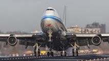 B-2409 - Air China Cargo Boeing 747-400F, ERF aircraft