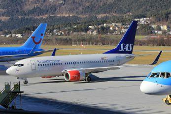 LN-RNU - SAS - Scandinavian Airlines Boeing 737-700