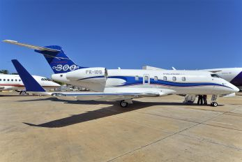 PR-IDB - Private Bombardier BD-100 Challenger 300 series