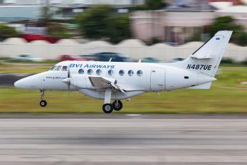N487UE - BVI Airways Scottish Aviation Jetstream 31