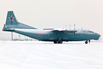 10 - Russia - Air Force Antonov An-12 (all models)