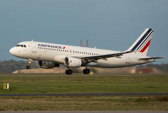 F-GKXV - Air France Airbus A320