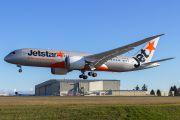 VH-VKB - Jetstar Airways Boeing 787-8 Dreamliner aircraft