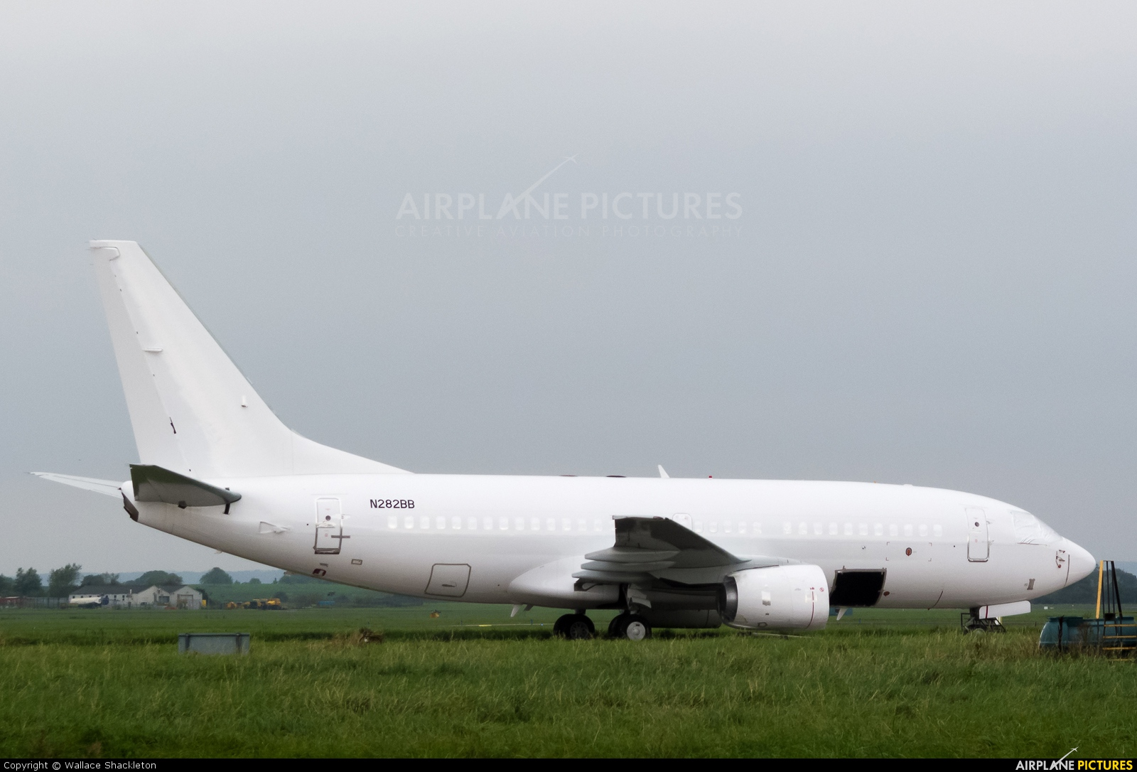 N282BB  Private Boeing 737700 At Shannon  Photo ID 341586  AirplanePictu