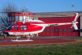 I-VFAC - Italy - Vigili del Fuoco Agusta / Agusta-Bell AB 206A & B