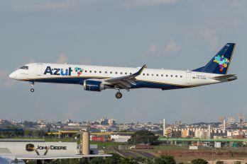 PR-AXW - Azul Linhas Aéreas Embraer ERJ-195 (190-200)