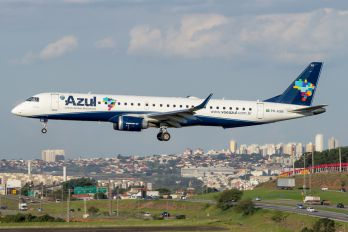 PR-AXN - Trip Linhas Aéreas Embraer ERJ-195 (190-200)