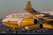 V8-BKH - Brunei Government Airbus A340-200 aircraft