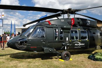 SP-YVF - PZL Mielec Sikorsky S-70I Blackhawk