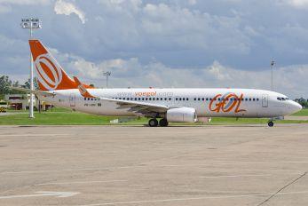 PR-GUC - GOL Transportes Aéreos  Boeing 737-800
