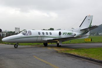 PT-WBY - Private Cessna 500 Citation