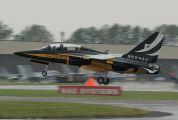 10-0052 - Korea (South) - Air Force: Black Eagles Korean Aerospace T-50 Golden Eagle aircraft