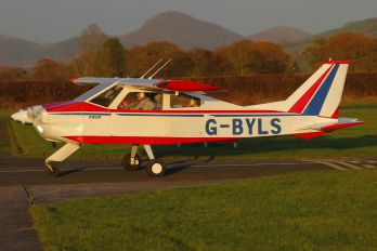 G-BYLS - Private Bede BD-4