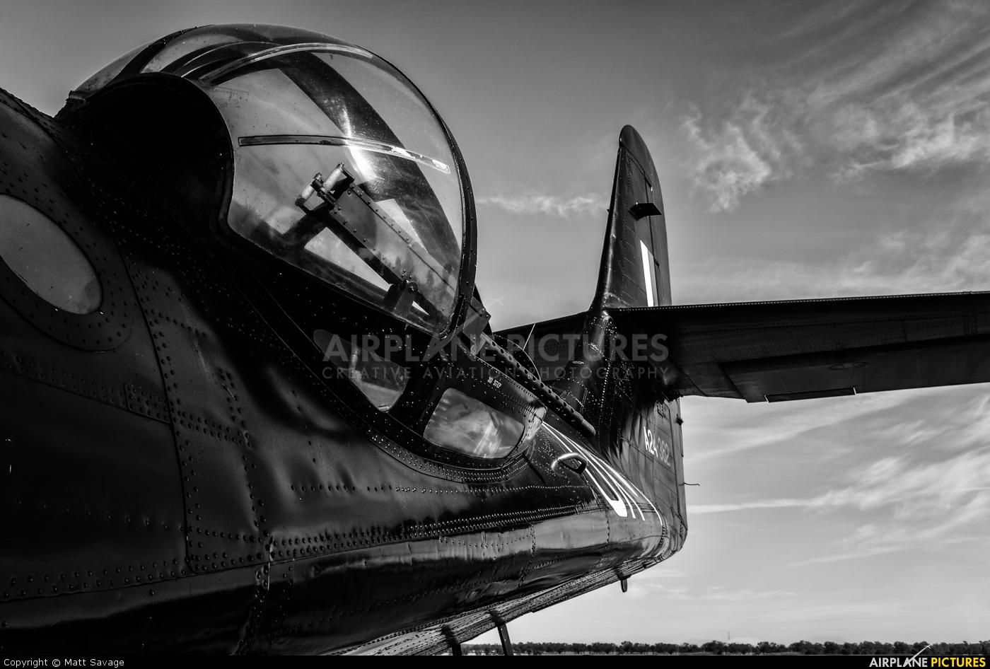 Historical Aircraft Restoration Society - HARS VH-PBZ aircraft at Temora, NSW