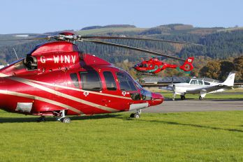 G-WINV - Starspeed Eurocopter EC155 Dauphin (all models)