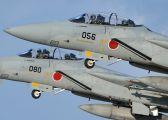 22-8056 - Japan - Air Self Defence Force Mitsubishi F-15DJ aircraft