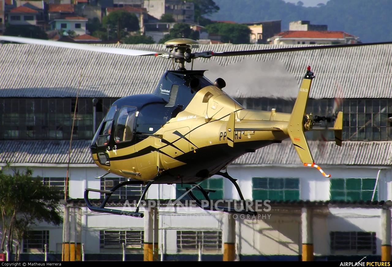 Private PP-MHJ aircraft at São Paulo - Campo de Marte