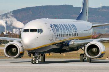 EI-EBO - Ryanair Boeing 737-800