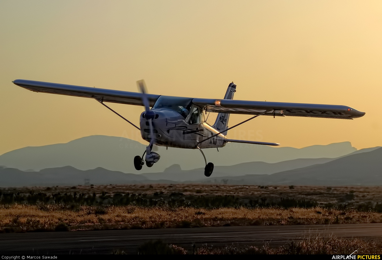 Private EC-KXR aircraft at Alicante - Muchamiel