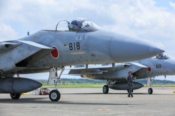 32-8818 - Japan - Air Self Defence Force Mitsubishi F-15J