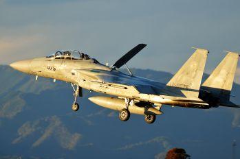 12-8075 - Japan - Air Self Defence Force Mitsubishi F-15DJ