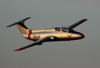 OM-JLP - Private Aero L-29 Delfín
