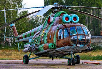 16 - Russia - Air Force Mil Mi-8T