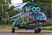 16 - Russia - Air Force Mil Mi-8T aircraft