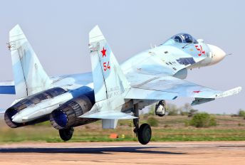 54 - Russia - Air Force Sukhoi Su-27SM3