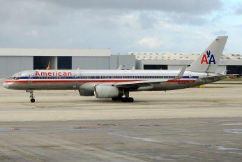 N649AA - American Airlines Boeing 757-200WL