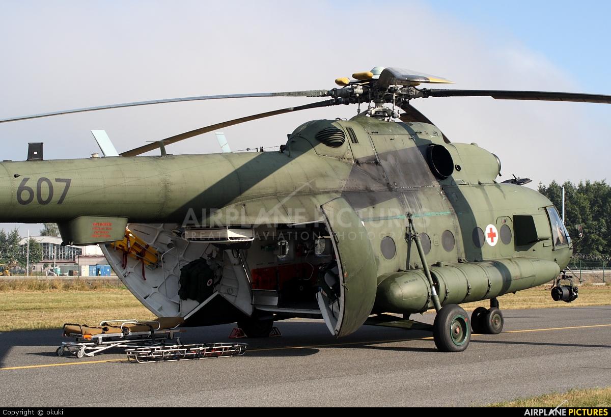 Poland - Army 607 aircraft at Radom - Sadków