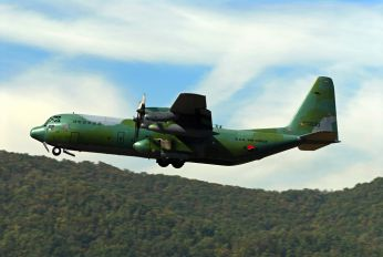 55-030 - Korea (South) - Air Force Lockheed C-130H Hercules