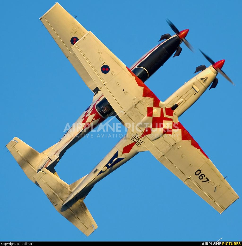 Croatia - Air Force 067 aircraft at Radom - Sadków