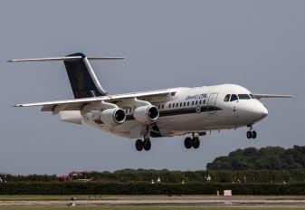 QQ101 - UK - QinetiQ British Aerospace BAe 146-300/Avro RJ100