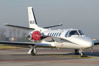 N60LW - Private Cessna 550 Citation Bravo