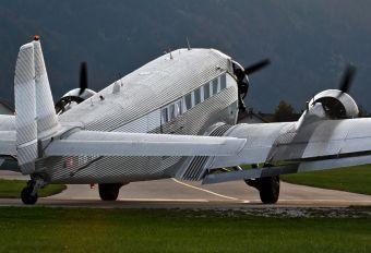 HB-HOS - Ju-Air Junkers Ju-52
