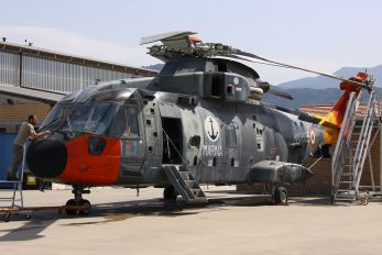 MMX605 - Italy - Navy Agusta Westland AW101 / EH-101 Merlin