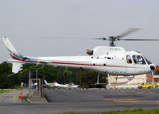PP-MAU - Private Eurocopter AS350 Ecureuil / Squirrel