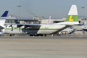 N401LC - Lynden Air Cargo Lockheed L-100 Hercules