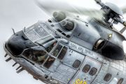 HD.21-10 - Spain - Air Force Aerospatiale AS332 Super Puma aircraft