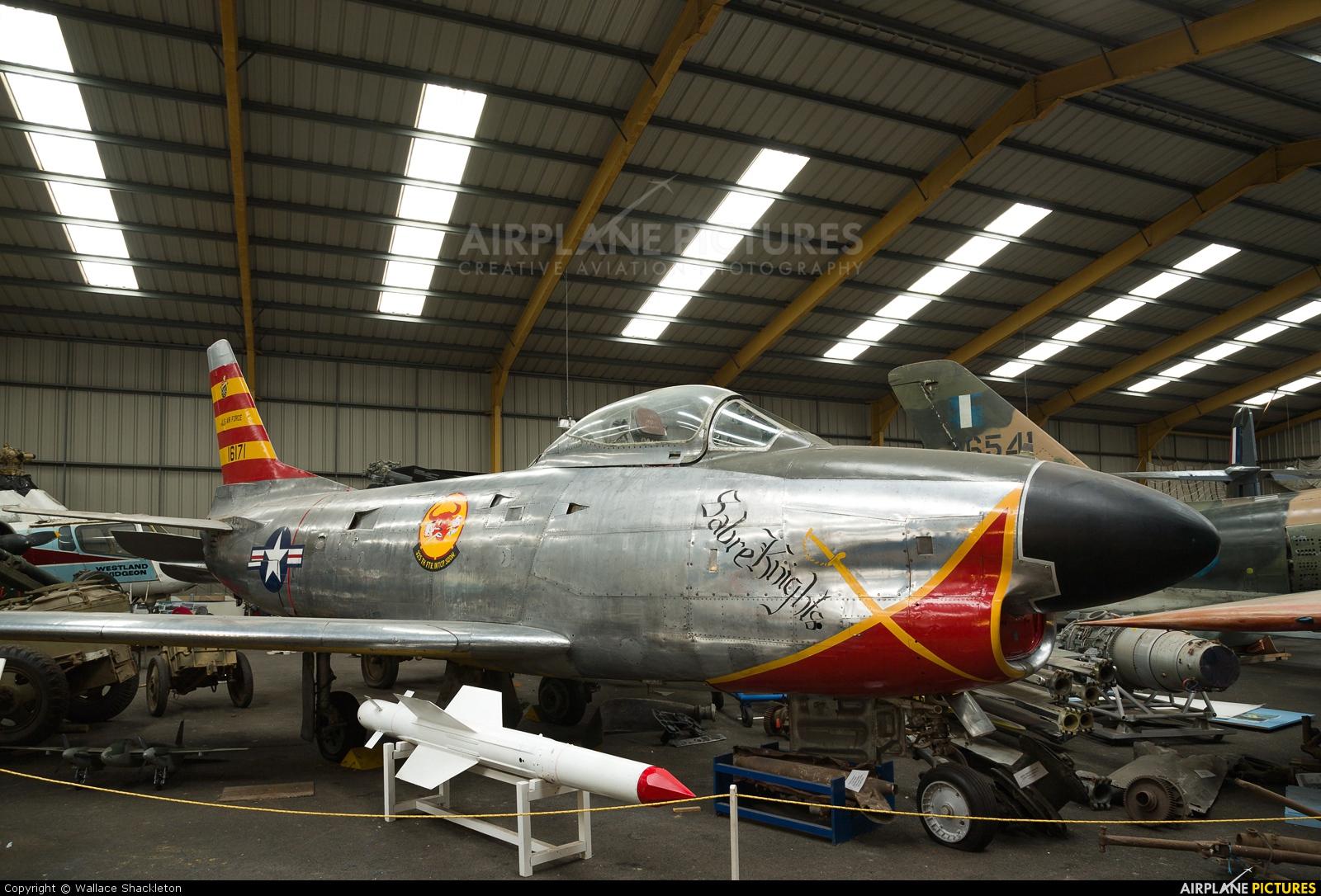 USA - Air Force 51-6171 aircraft at Sunderland